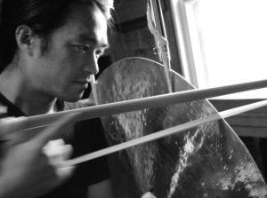 Tatsuya Nakatani photo1 by Makoto Takeuchi