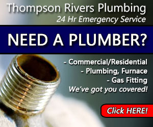 Thompson Rivers Plumbing - 300x250