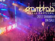 SHAMBHALA 2017