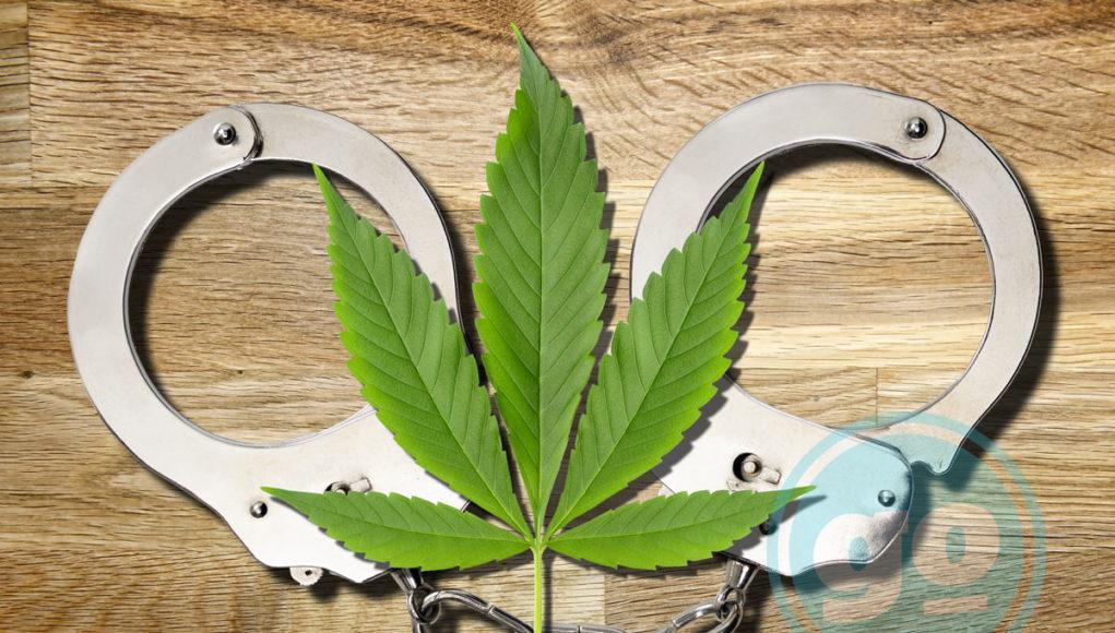 Medical Marijuana and Handcuffs