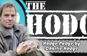 Hodge Podge by Charlie Hodge - March 10, 2017