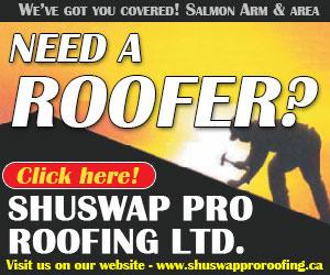 Shuswap Pro Roofing Ltd.
