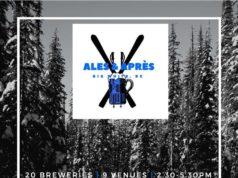 Ales & Aprés Beer Fest at Big White Mountain!
