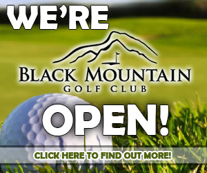 Black Mountain Golf Club is now open!