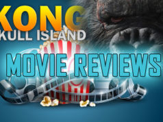 MOVIE REVIEW - KONG: THE SKULL ISLAND