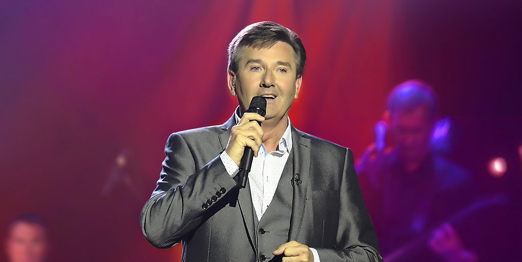 AN EVENING WITH DANIEL O'DONNELL in Kelowna