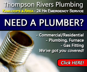 Thompson Rivers Plumbing Kamloops BC