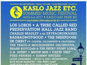 26th Annual Kaslo Jazz Etc Summer Music Festival