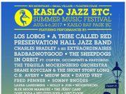 26th Annual Kaslo Jazz Etc Summer Music Festival