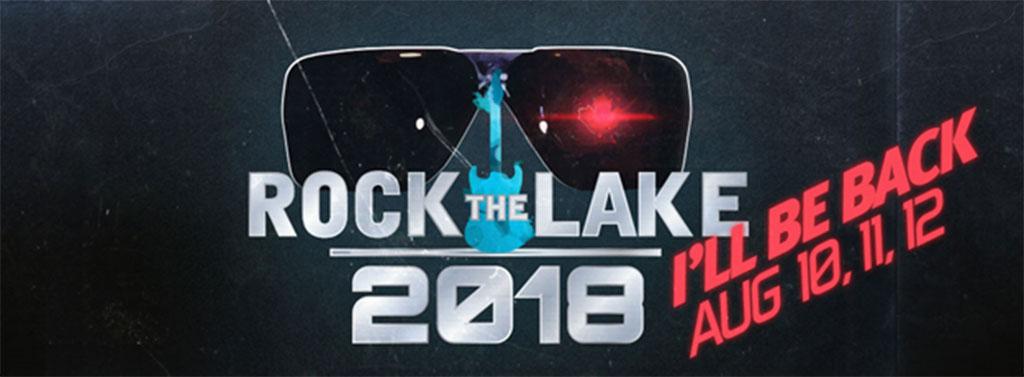 Rock The Lake Kelowna 2018