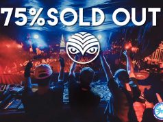 The 21st Annual Shambhala Music Festival is 75% SOLD OUT!!!