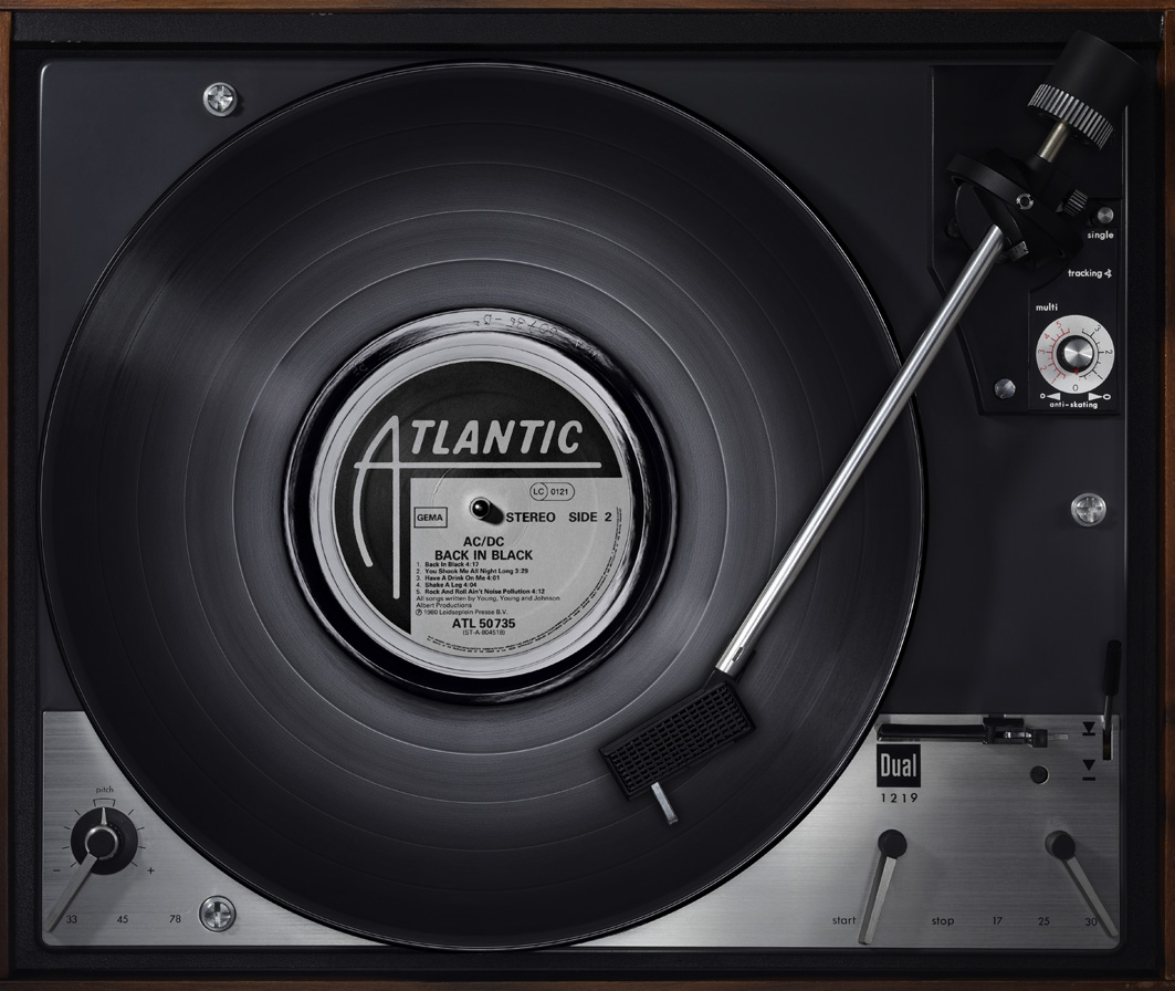 The Vinyl Revival Records As A Dominant Music