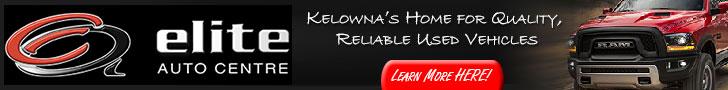 Elite Auto Centre Kelowna BC