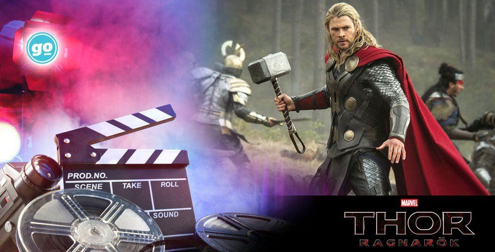 Thor Ragnarok by Fred Topel