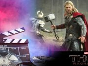 Thor Ragnarok by Fred Topel