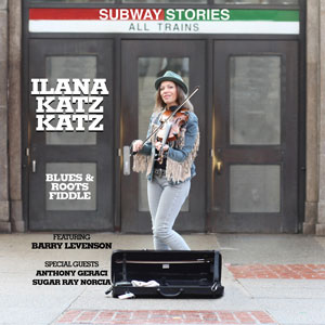 SUBWAY STORIES Ilana Katz Katz