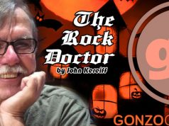 Music Reviews by John The Rock Doctor - Halloween