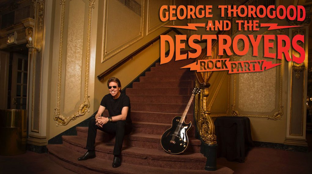 George Thorogood And The Destroyers Are Throwing A Rock Party