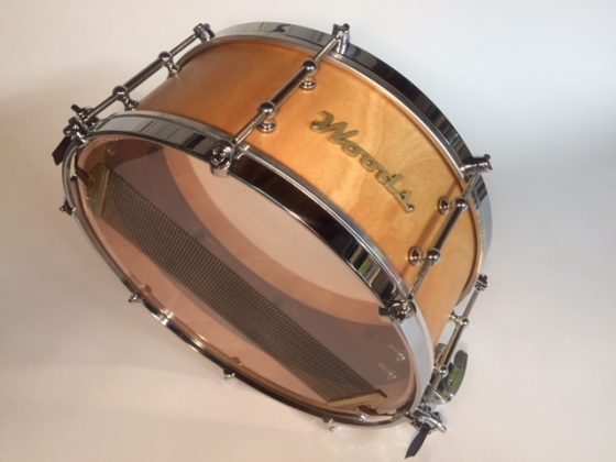 Jeff Woods - Woods Custom Drums