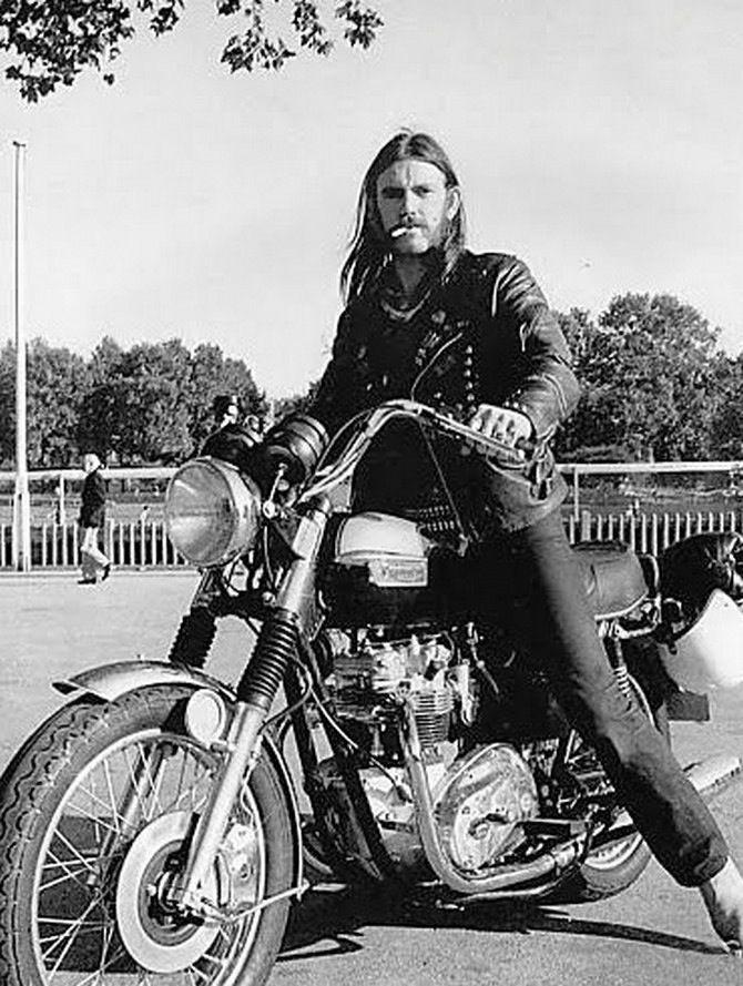 What do Motorhead's Lemmy & Fantasy Author, Michael Moorcock