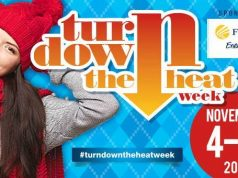 Turn Down The Heat Week