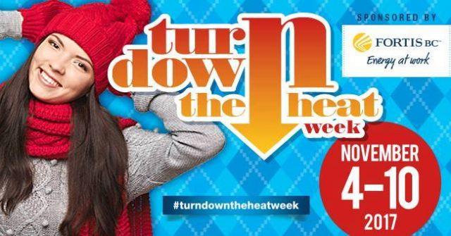 Turn Down The Heat Week
