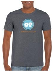 Gonzo Okanagan Grey T-Shirt