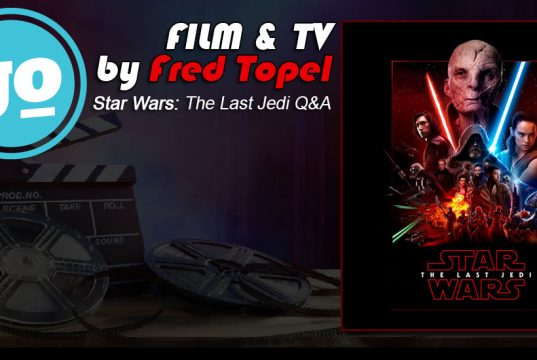 Star Wars: The Last Jedi Q&A