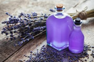 Diffuse Lavender Oil in the bedroom at night to help you sleep.