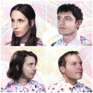 VIM, a Melbourne Shoegaze band