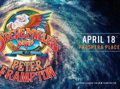 Steve Miller Band live at Prospera Place