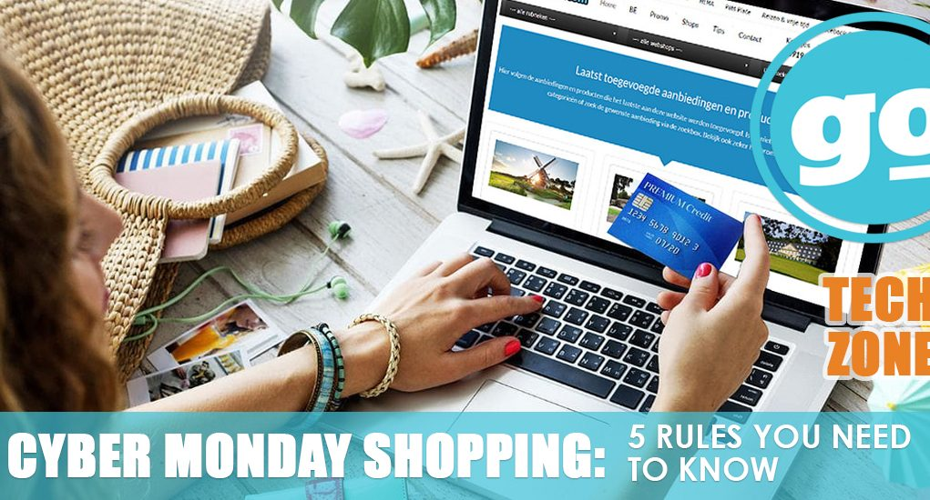 TECH: Cyber Monday Shopping: 5 Rules You Need To Know