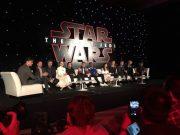 Star Wars: The Last Jedi cast & crew