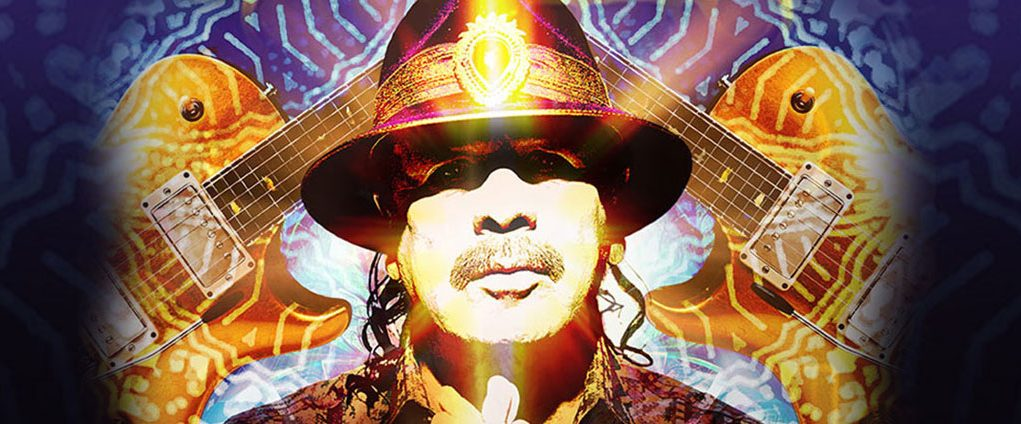 SANTANA LIVE!! Divination Tour 2018 is coming to Kelowna!