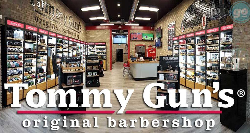 Tommy Guns The Original Barbershop For Men