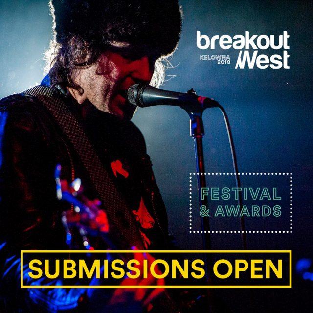 Breakout West Kelowna 2018