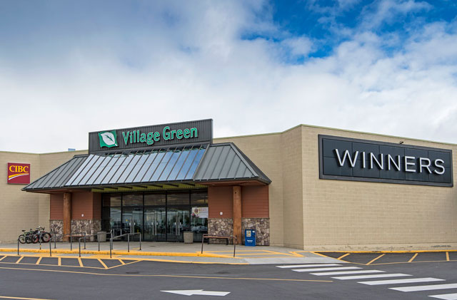 Village Green Centre Shopping Mall