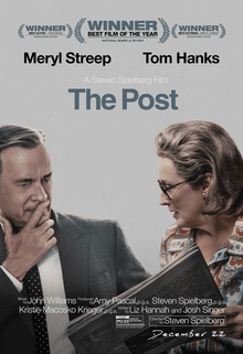 The Post Movie Cover