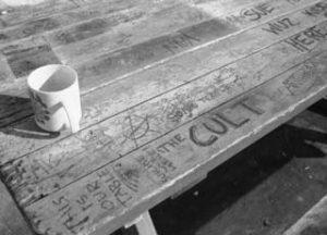 LMS picnic table