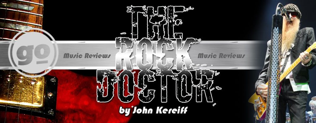 Music Reviews By The Rock Doctor - 2018