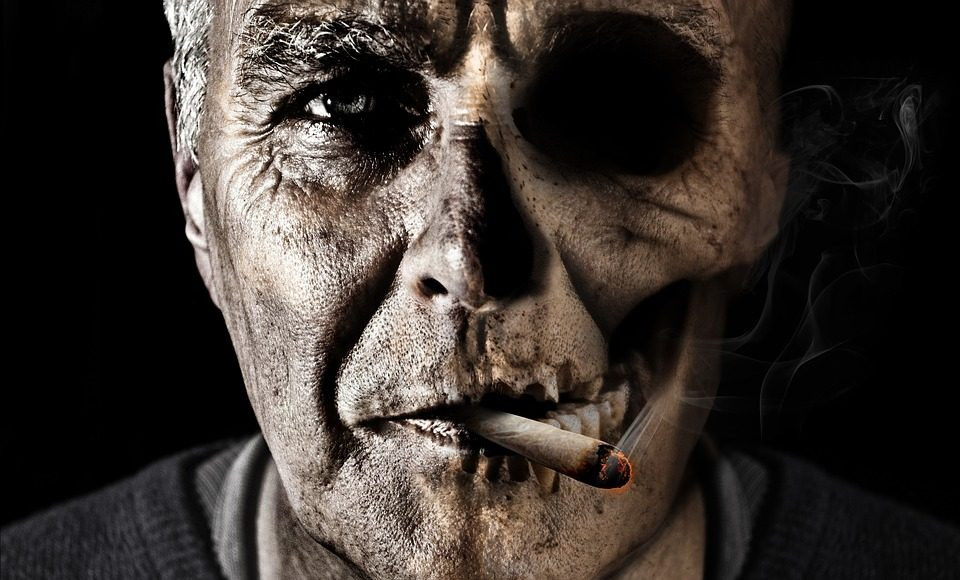 The long-term effects of smoking can creep up on you.