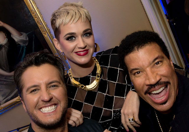 Katy Perry Interview - American Idol