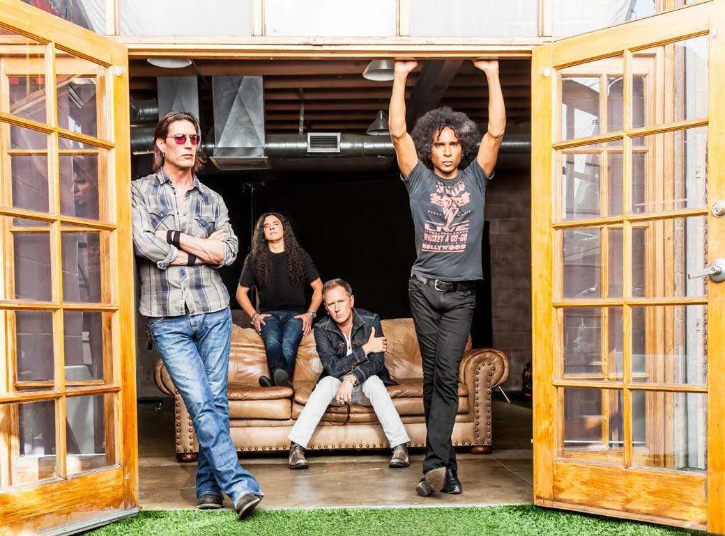 Alice In Chains Tour 2018