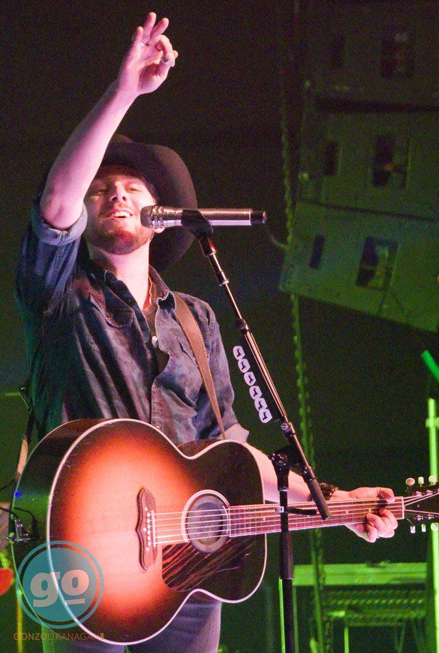 Brett Kissel Live at The Penticton Trade & Convention Centre