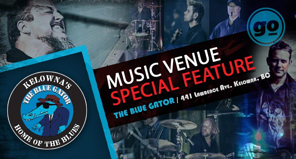 Live Music Venue Feature. The Blue Gator