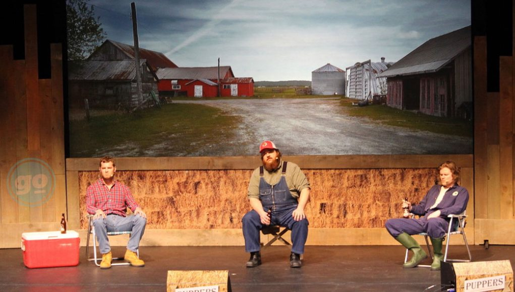 LetterKenny live at the Kelowna Community Theatre