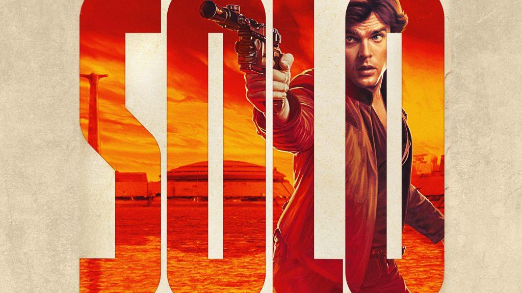 SOLO - Star Wars Movie