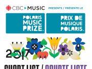 Polaris Music Prize 2018 1080