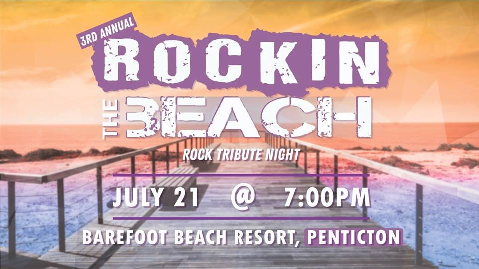 Rockin the beach Penticton