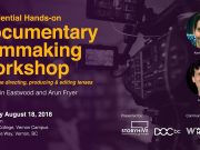 Documentary Filmmaking Workshop - Vernon